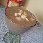 Kawowe smoothie z owsiank...