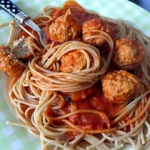 pelnoziarniste spaghetti ...