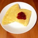 biszkoptowy omlet na...