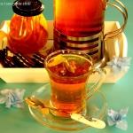 Herbatka z miętą ,...