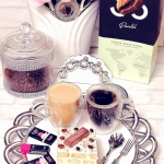 Delicja kawowa z kawą...