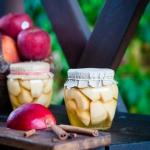 Marynowane jabłka w...