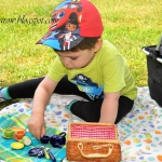 Czas na piknik! + przepis...