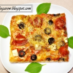 Pizza na cienkim ciescie