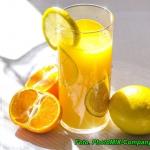 Smoothie pomarańczowe z...