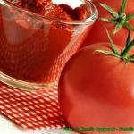 Gesty przecier pomidorowy...