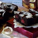 Mega czekoladowe ciasto...