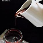 Pyszny sos czekoladowy...