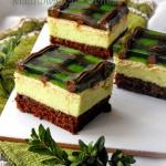 Ciasto   Miętowa...