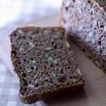 Prosty żytni chleb na...