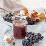 Domowy dżem z winogron...