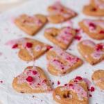 Walentynkowe ciasteczka w...