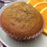 Muffinki pomaranczowe z m...