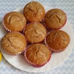 Mocno cytrynowe muffinki...
