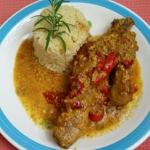 Kurczak tandoori masala z...