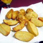 Chrupiace ziemniaki