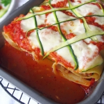 Roladki a'la lasagne z ...