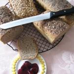 Chleb na zakwasie pszenno...