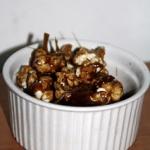 Karmelowy popcorn bez pie...
