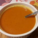 Zupa krem marchewkowo-pom...