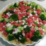 Tarta z brokulami