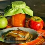Dzem dyniowo-jablkowy