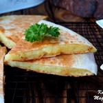 Quesadilla z ziemniakami...