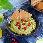 Miętowe guacamole