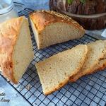 Maślankowy chleb...