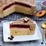 Ciasto serowo-kawowe z...
