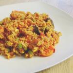 Pełnoziarnisty ryż z...