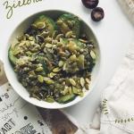 Szybkie gotowanie: zielon...