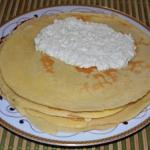 Nalesniki z serem