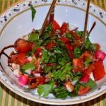 Lekka i szybka salatka z ...