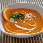 Zupa marchewkowa z nuta i...