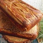 Chleb zytni na serwatce, ...