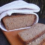 Chleb razowy na zaczynie...