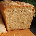 Chleb tostowy z ziarnami...