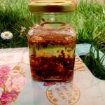 Olej aromatyzowany smazon...