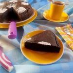 Ciasto czekoladowe fit.