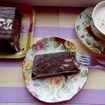 Blok czekoladowy bez cukr...