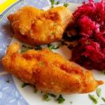 Filet kurczaka w pikantny...