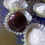 Kokosowe kuleczki w...
