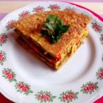 Omlet z warzywami czyli c...