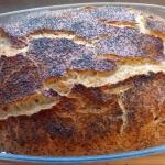 Prosty, domowy chleb,...