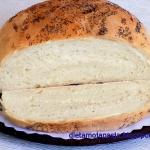 Rozciągany chleb...