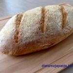 Pożywny chleb z...