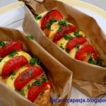 Filet z pomidorem i...