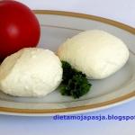 Domowa mozzarella