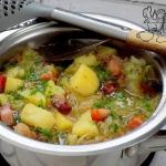 Parzybroda - zupa na...